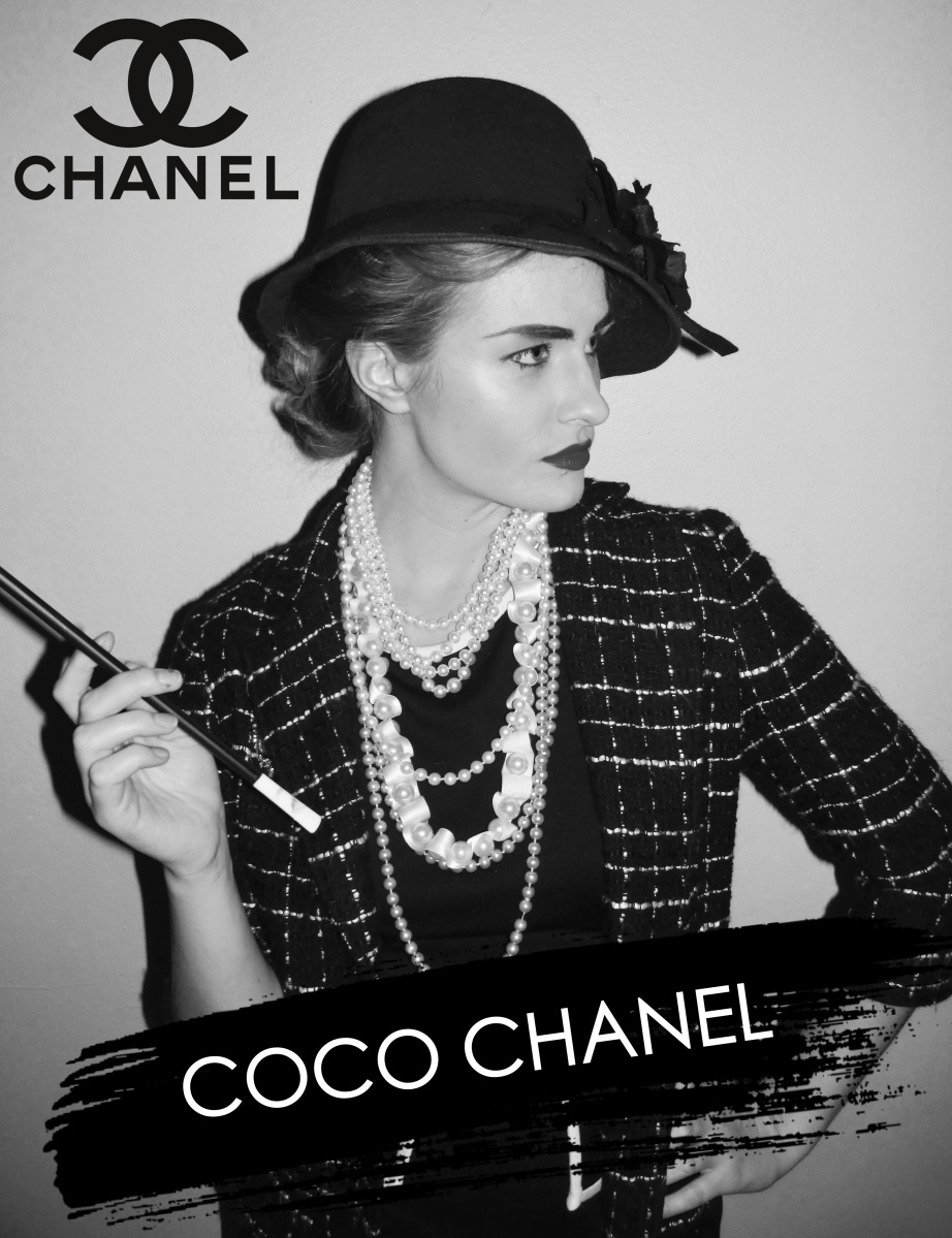 #CountdownToHalloween: DIY Coco Chanel Costume