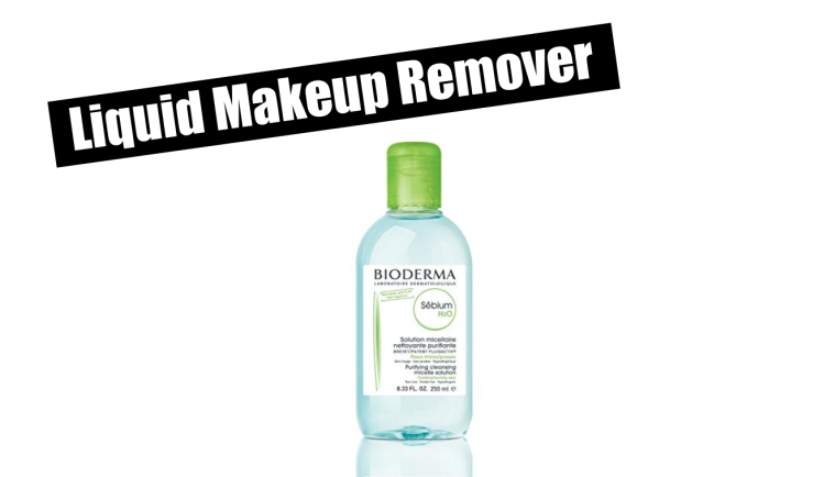 Liquid Makeup RemoverWhite
