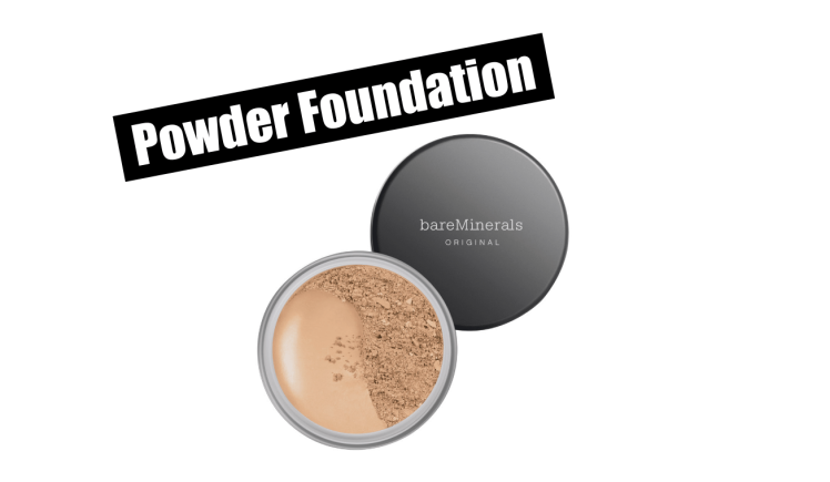 Powder FoundationWhite